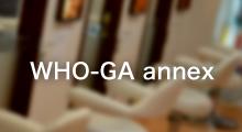WHO-GA annex